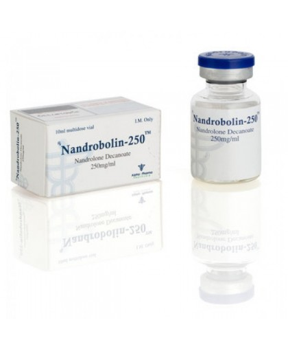 Nandrobolin (vial)